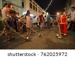 georgetown  penang malaysia 7... | Shutterstock . vector #762025972