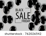 eps 10 vector black friday a4... | Shutterstock .eps vector #762026542