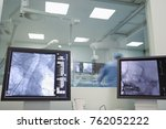 x ray monitoring of... | Shutterstock . vector #762052222
