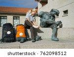 valga  spain   september 10 ...   Shutterstock . vector #762098512