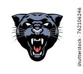 animal head mascot sport... | Shutterstock .eps vector #762106246