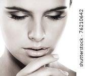 emotions  cosmetics | Shutterstock . vector #76210642
