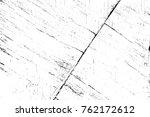 grunge black and white pattern. ... | Shutterstock . vector #762172612