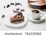 Chocolate Cheesecake With...