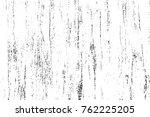 grunge black and white pattern. ... | Shutterstock . vector #762225205
