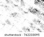 grunge black and white pattern. ...   Shutterstock . vector #762233095