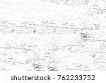 grunge black and white pattern. ... | Shutterstock . vector #762233752