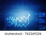 2d rendering stock market