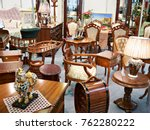 Antique Furniture Store With...