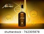design cosmetics product...   Shutterstock .eps vector #762305878