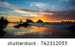 Face Rock And Other Sea Stacks...