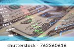 money  business  economy ... | Shutterstock . vector #762360616