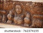 sri lanka  anuradhapura.... | Shutterstock . vector #762374155
