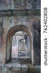 the bridge for waterway  nanzen ... | Shutterstock . vector #762402808