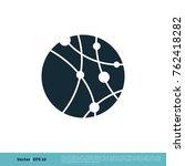 science logo  network icon...   Shutterstock .eps vector #762418282