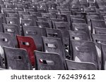 One Chair Standing Out From Th...