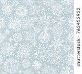 Fairy Winter Seamless Pattern...
