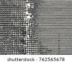 abstract grunge vector... | Shutterstock .eps vector #762565678