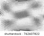 abstract halftone dotted grunge ... | Shutterstock .eps vector #762607822