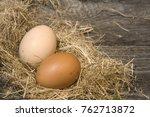 Fresh Eggs From The Farmer