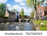 Bruges  Belgium   April 17 ...