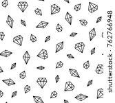 seamless scandinavian pattern....   Shutterstock .eps vector #762766948
