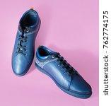 casual shoes  footwear  men's... | Shutterstock . vector #762774175