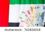 united arab emirates dirham...   Shutterstock . vector #762826018