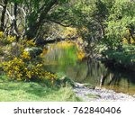 Lochranza Burn  Isle Of Arran ...