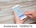 berlin  germany   november 26 ...   Shutterstock . vector #762896176