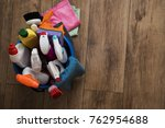 cleaning and maintenance... | Shutterstock . vector #762954688