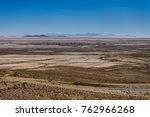 atacama desert in uyuni bolivia   Shutterstock . vector #762966268