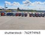 st. petersburg  russia   july... | Shutterstock . vector #762974965