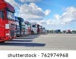 st. petersburg  russia   july... | Shutterstock . vector #762974968