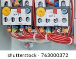 Two Power Contactor With...