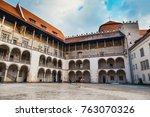 krakow  poland   january 04 ... | Shutterstock . vector #763070326