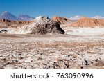 atacama desert in chile. the...
