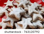 Star Shaped Cookies
