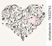 Wedding Card Heart