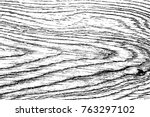 wooden dry planks distressed... | Shutterstock .eps vector #763297102