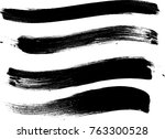 edges vector set . design... | Shutterstock .eps vector #763300528