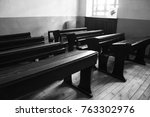 """greek orthodox priest school"". ...   Shutterstock . vector #763302976"