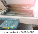 photocopier is a machine that