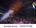 cluj napoca  romania   november ...   Shutterstock . vector #763375768