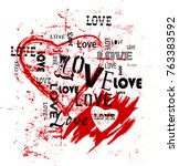 heart and love illustration ...