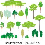 vector color illustration... | Shutterstock .eps vector #76343146