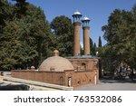 azerbaijan  ganja  minarets of...   Shutterstock . vector #763532086