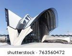 lyon  france   may 27  2017 ... | Shutterstock . vector #763560472