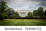White House Dc  Politics Trump