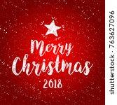 new year card | Shutterstock .eps vector #763627096